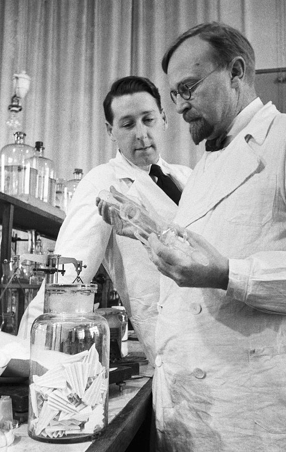 biochimica vita oparin
