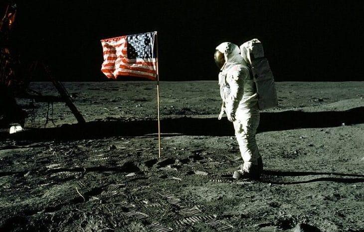 conquista della Luna siti storici
