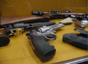 Armi leggere, aumentano le esportazioni italiane