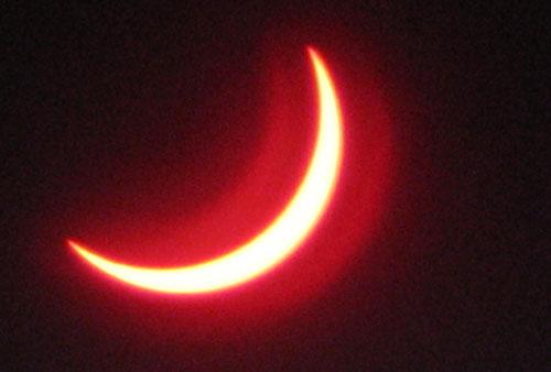 Appuntamento con l'eclissi