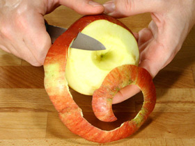 Nella buccia di mela un tonificante per i muscoli