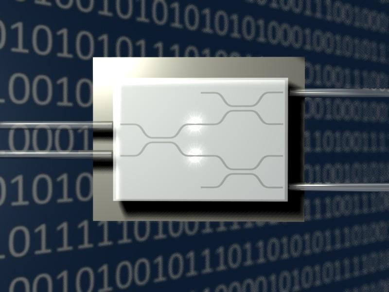 Arriva il chip quantistico