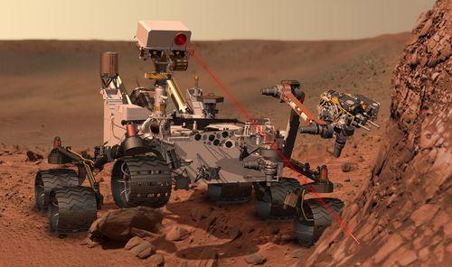 Curiosity: tutti i segreti del rover che andrà su Marte