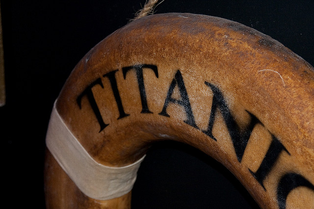 Ecco perché è affondato il Titanic