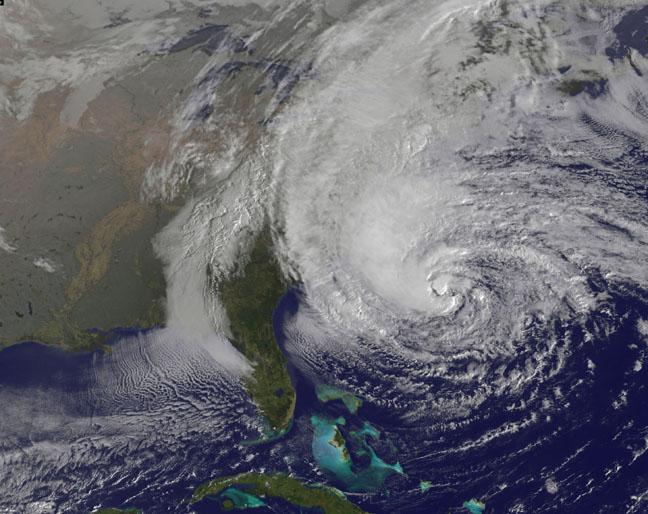 Chi è Sandy, l'uragano che minaccia New York