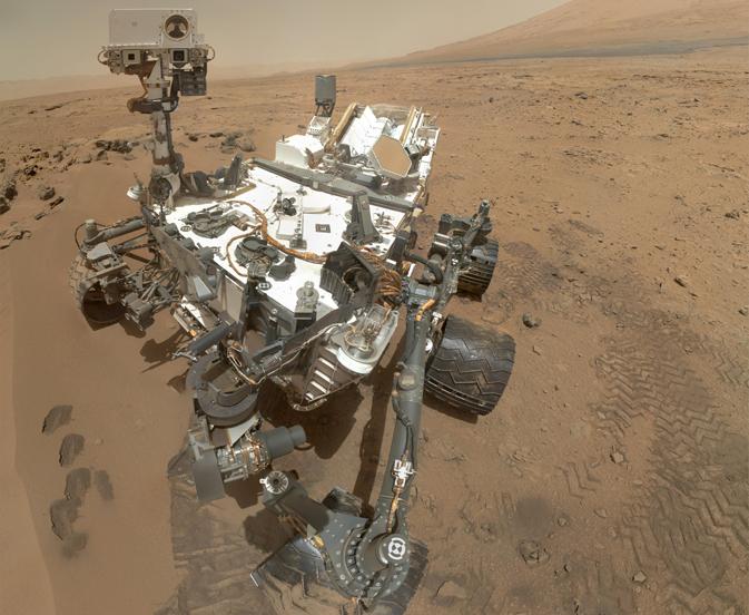 La misteriosa scoperta di Curiosity su Marte