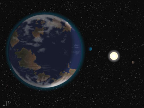 Esopianeti: una nuova Super Terra