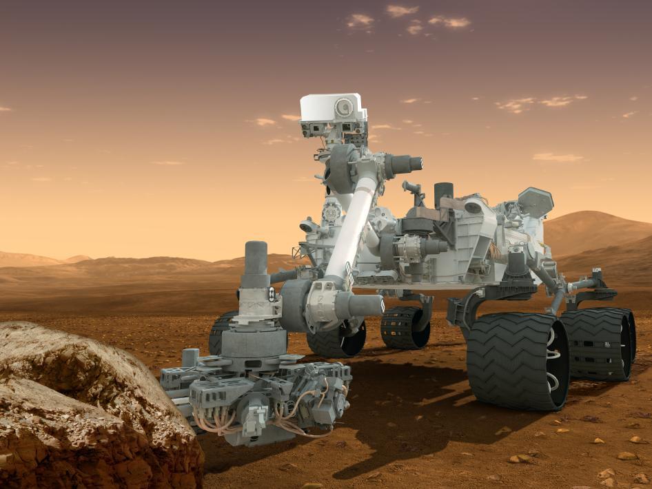 Dopo Curiosity un nuovo robot su Marte