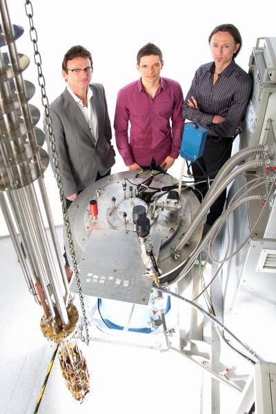 Computer quantistici, il qubit in un nucleo atomico