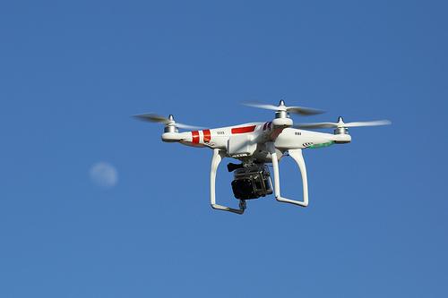 Arriva il drone controllato dalla mente