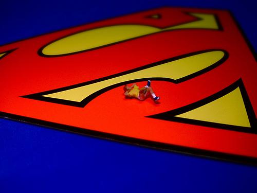 Superman rinasce in laboratorio