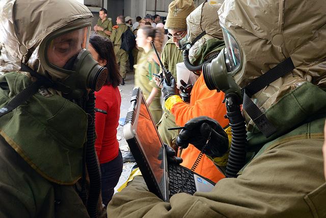 Le armi chimiche che avrebbe usato la Siria