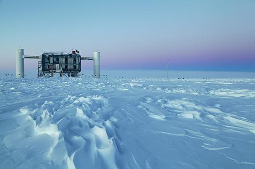 IceCube, una nuova era per l'astrofisica