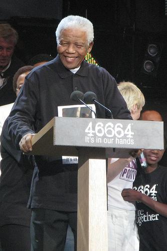 Mandela e la battaglia (persa) contro l'Hiv