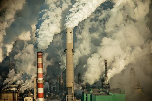Inquinamento, chiedi allo smartphone se è il caso di uscire