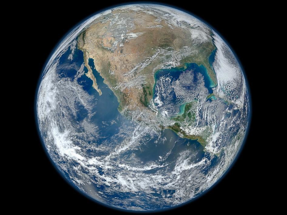 Un selfie per la giornata mondiale della Terra