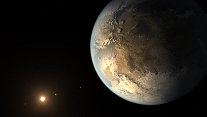 Kepler-186f, il nuovo gemello terrestre