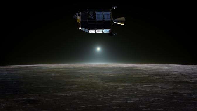 Ladee, così muore una sonda spaziale
