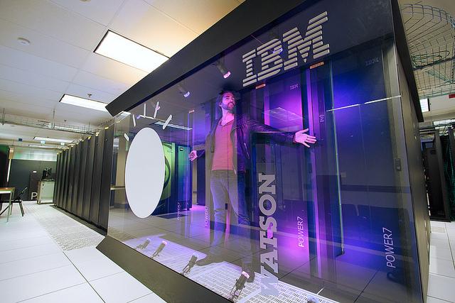 Cosa farà il supercomputer Watson