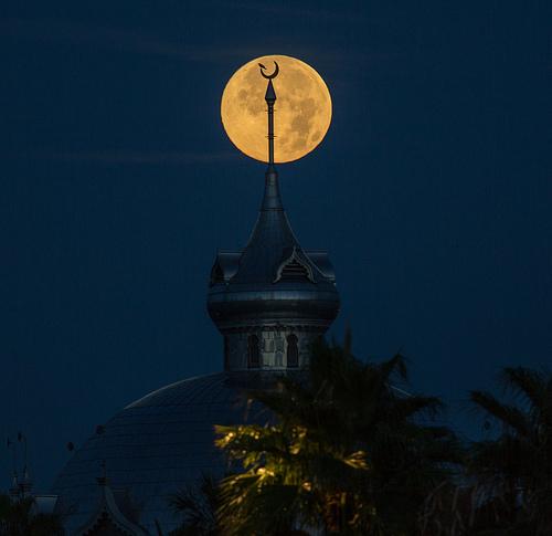Pronti per la superluna di San Lorenzo?