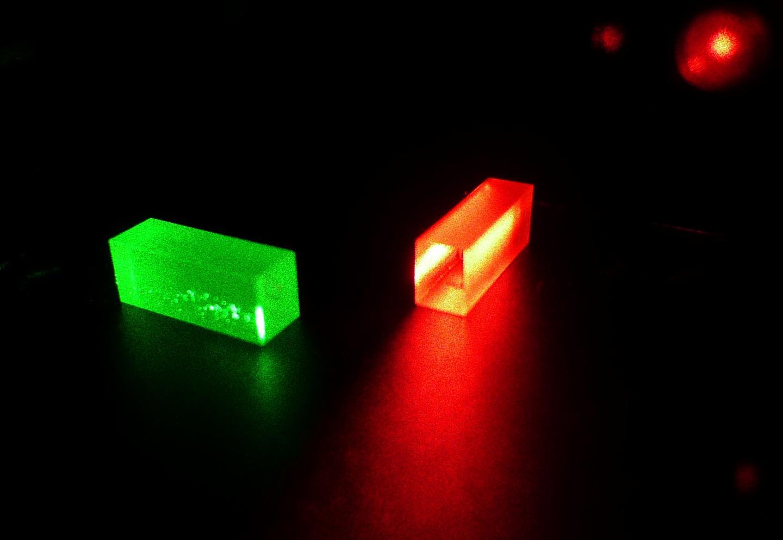 Prove tecniche di teletrasporto quantistico