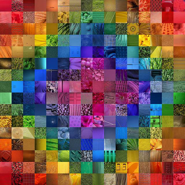 Un superocchio a 36 colori
