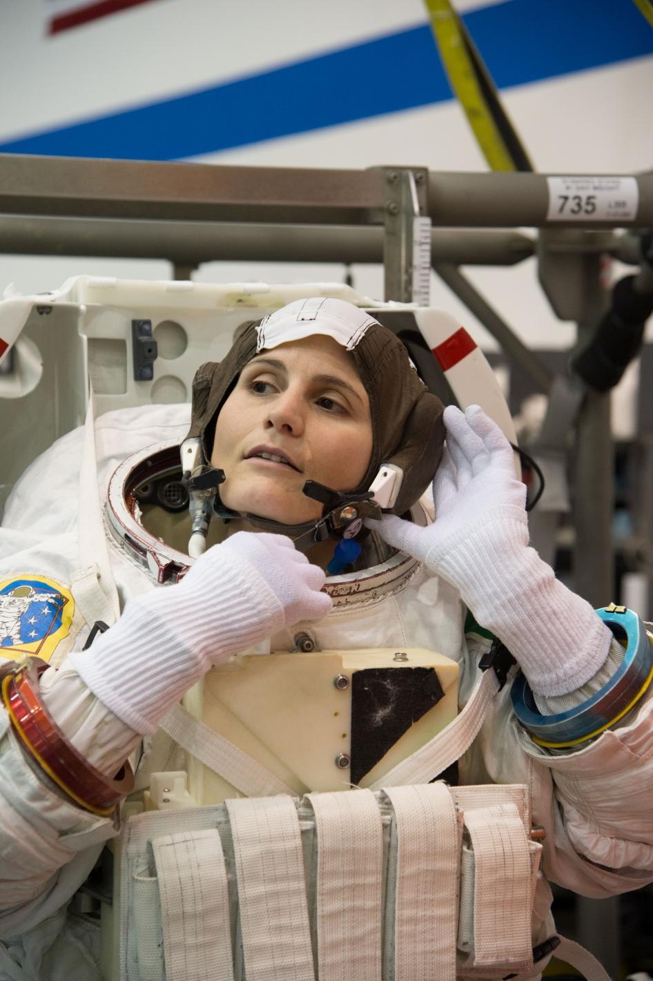 Cristoforetti: la salute femminile nello spazio