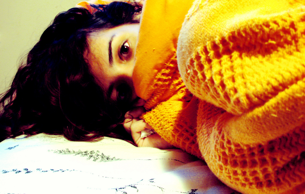 Perché l'influenza ci fa dormire più a lungo