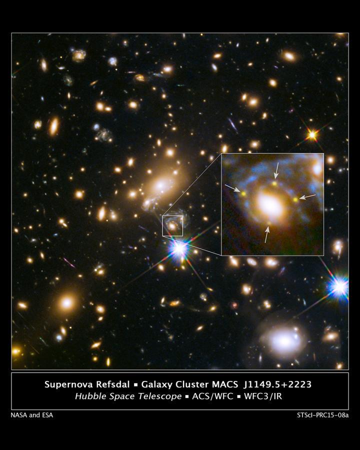 Einstein, la relatività generale compie 100 anni - Galileo