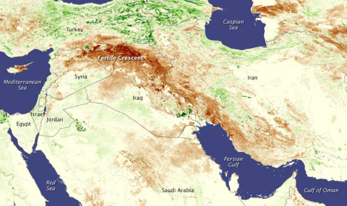 IL ruolo dei cambiamenti climatici nella guerra in Siria - Galileo
