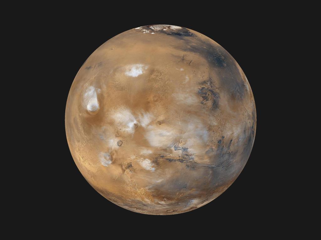 La base su Marte si stamperà in 3D