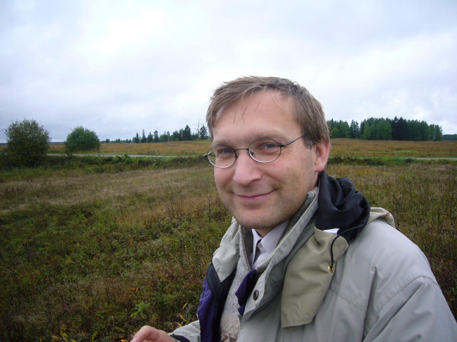 Meelis Pärtel biodiversità oscura ecologia