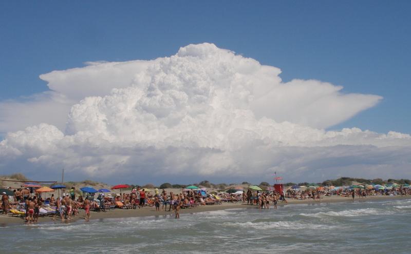 Come nascono i temporali nei pomeriggi estivi - Galileo