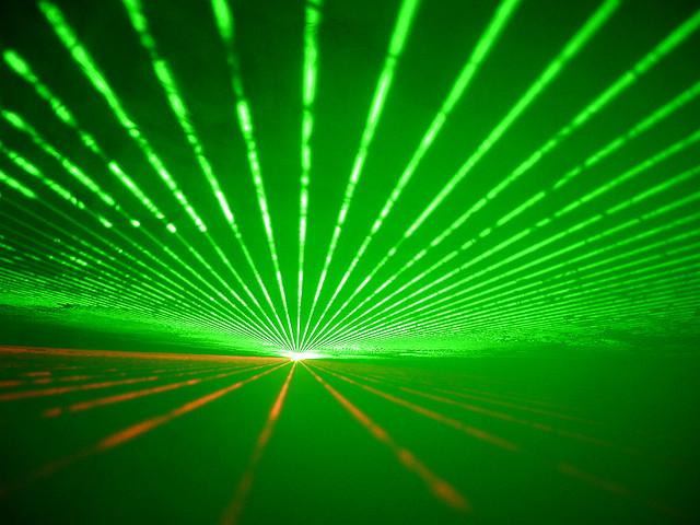 Il laser più potente al mondo