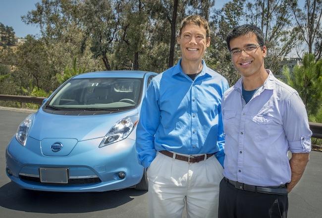 Taxi elettrici senza autista, convenienti ed ecologici