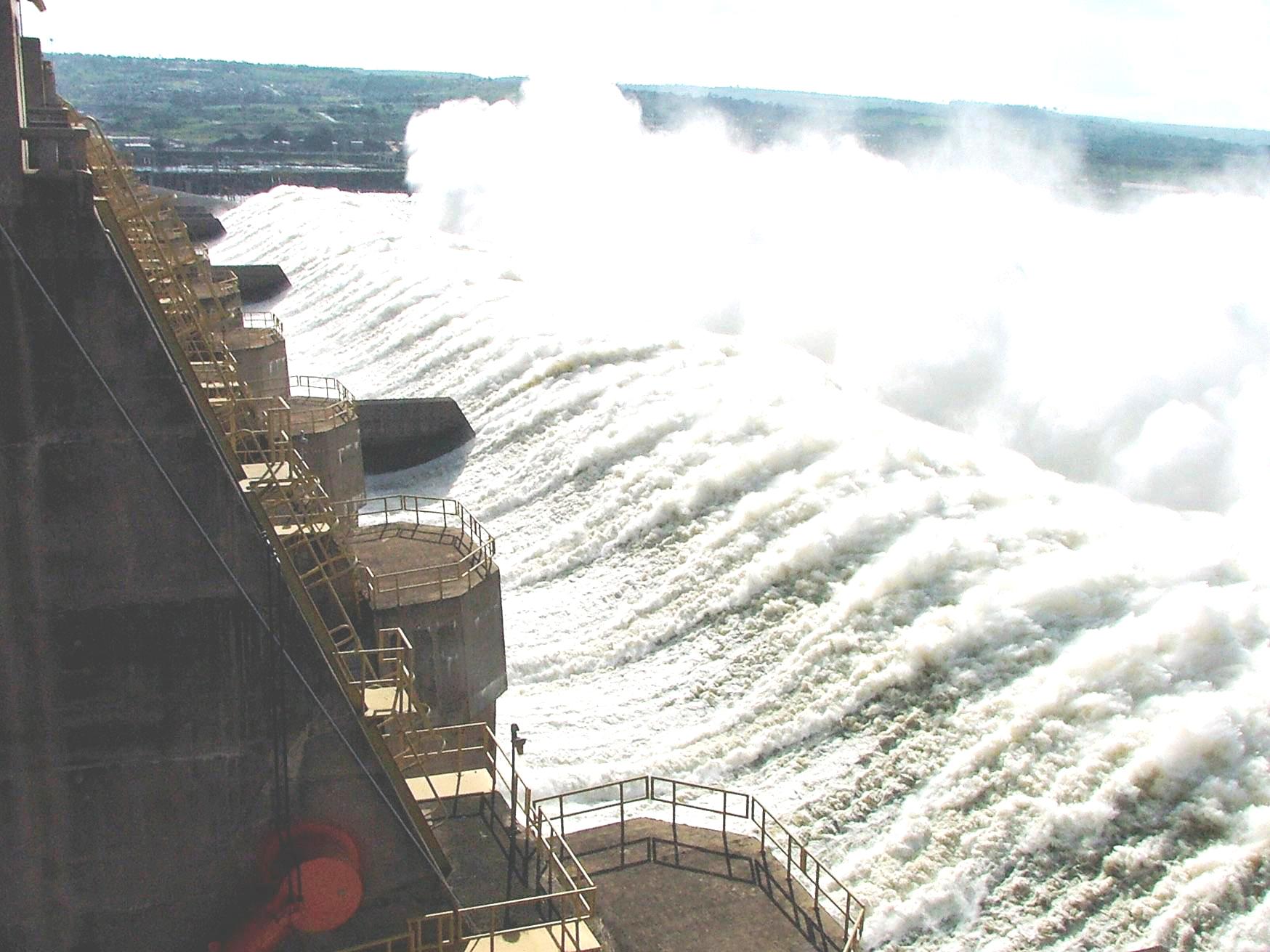 I pericoli ecologici dell'energia idroelettrica