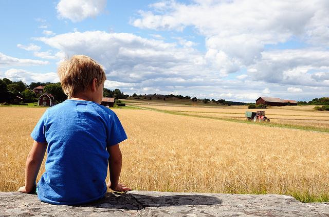 Perché crescere in campagna protegge dalle allergie
