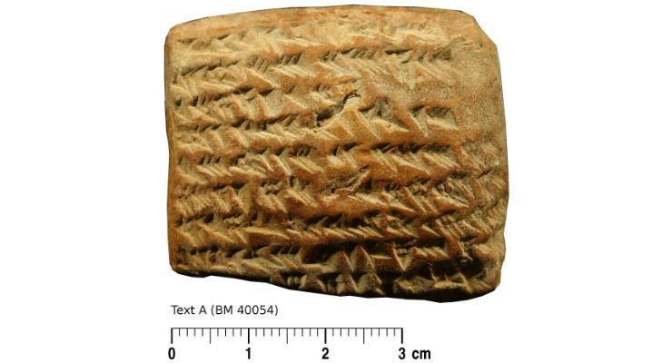 I Babilonesi conoscevano già la geometria astronomica - Galileo