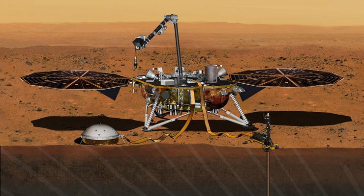 vento su Marte
