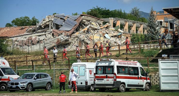 Risultati immagini per terremoti, radon