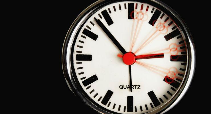 In che modo riusciamo a capire come scorre il tempo?