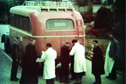 In partenza da Liebenau