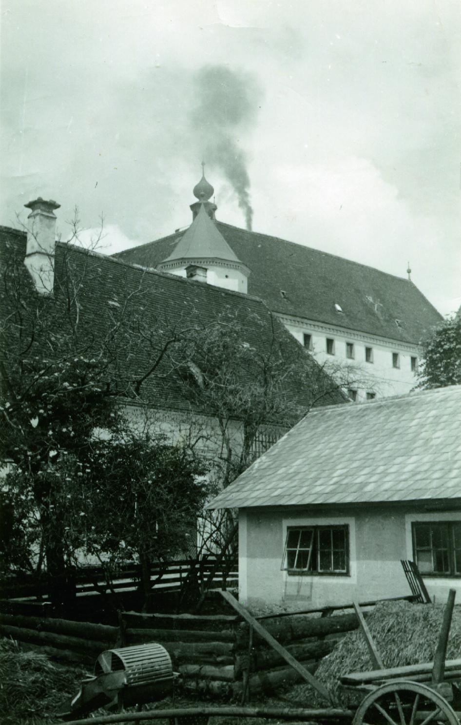 Il camino di Hartheim