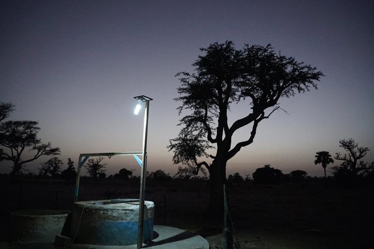 LOL ITA IN SENEGAL - pozzo acqua potabile