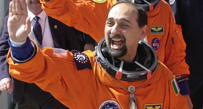 Umberto Guidoni astronauta columbia libro
