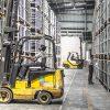 Sicurezza sul lavoro: una guida a colori per l'automazione dei carrelli