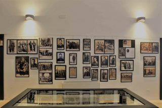 Museo Civico Manduria sezione seconda guerra mondiale