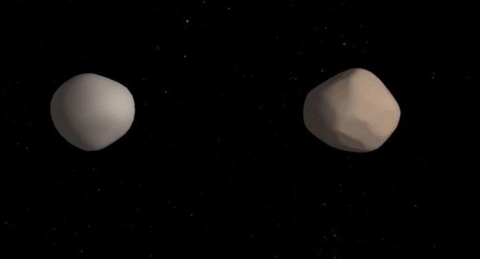 asteroide doppio