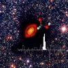 Acidi organici attorno a una stella simile al Sole