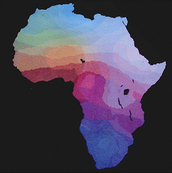 Regioni etniche in Africa